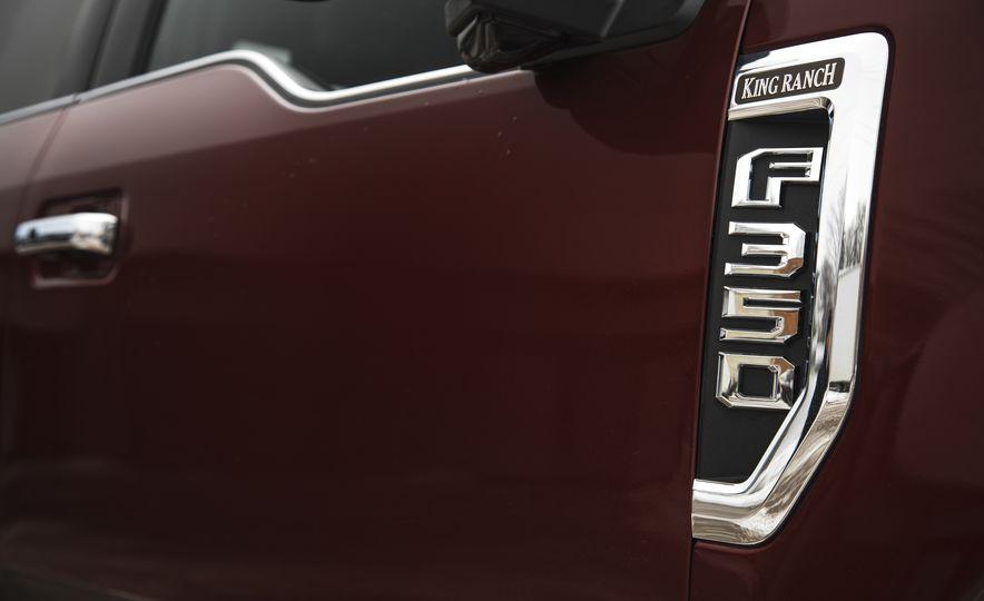 2017 Ford F-series Super Duty - Slide 85