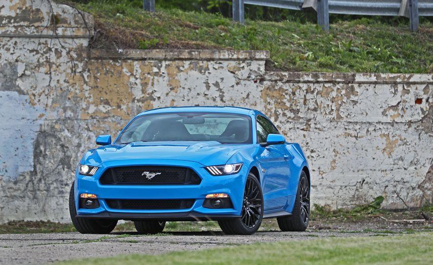 2017 Ford Mustang GT 5.0 6MT - Slide 17