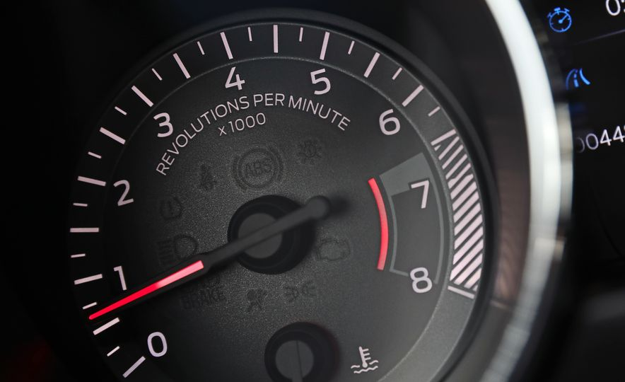 2017 Ford Mustang GT 5.0 6MT - Slide 39