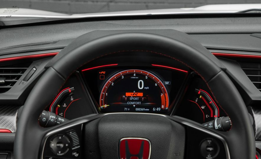 2017 Honda Civic Type R - Slide 8