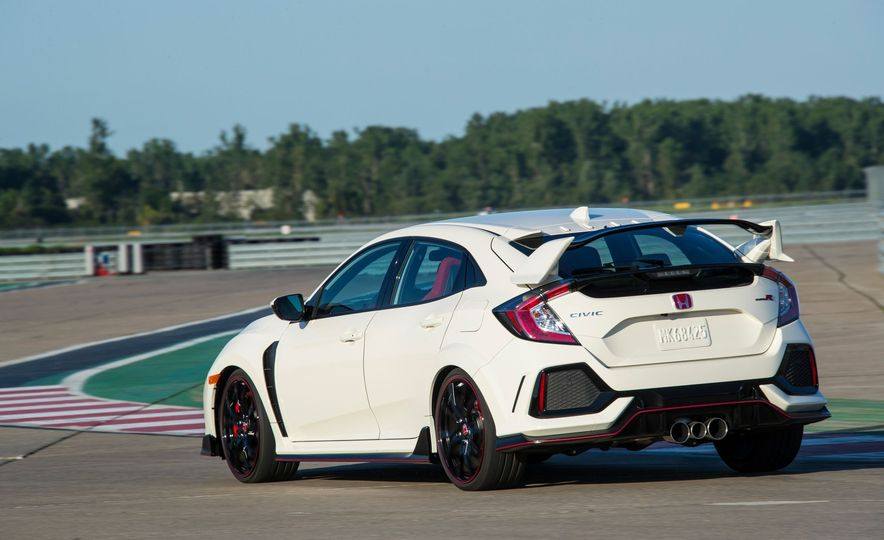 2017 Honda Civic Type R - Slide 3