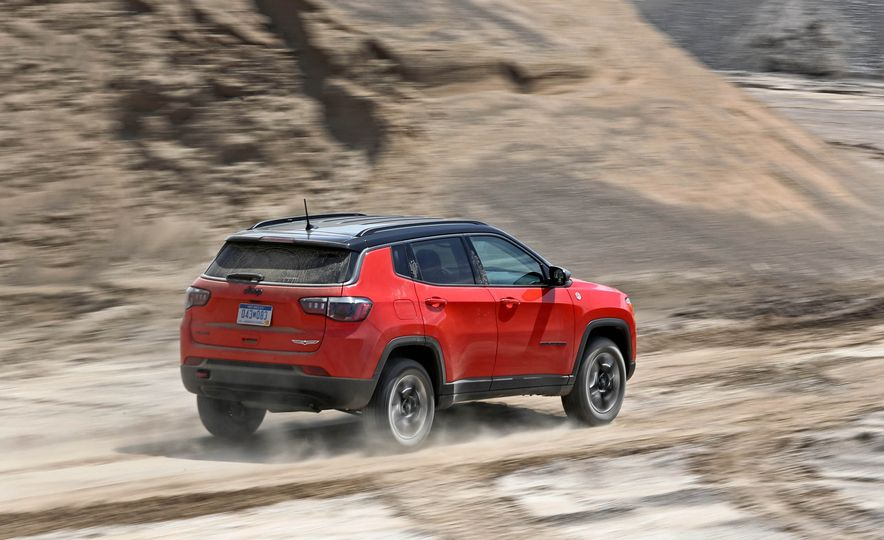 2017 Jeep Compass - Slide 17