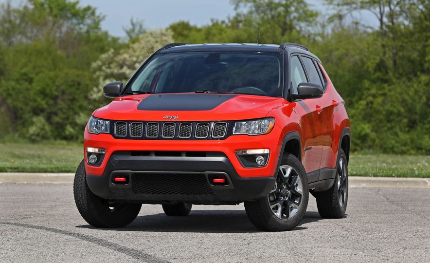 2017 Jeep Compass - Slide 20