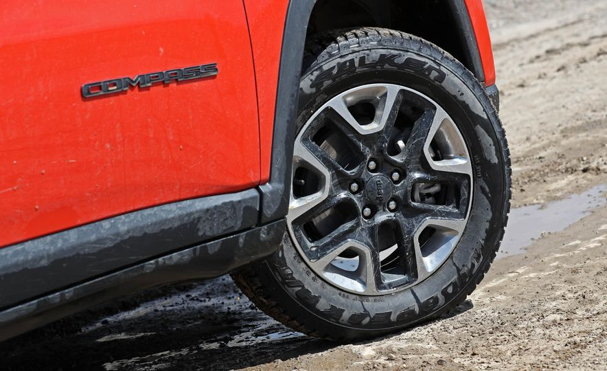 2017 Jeep Compass - Slide 32