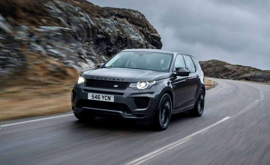 2017 Land Rover Discovery Sport - Slide 3