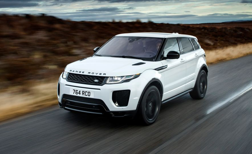 2017 Land Rover Discovery Sport - Slide 9