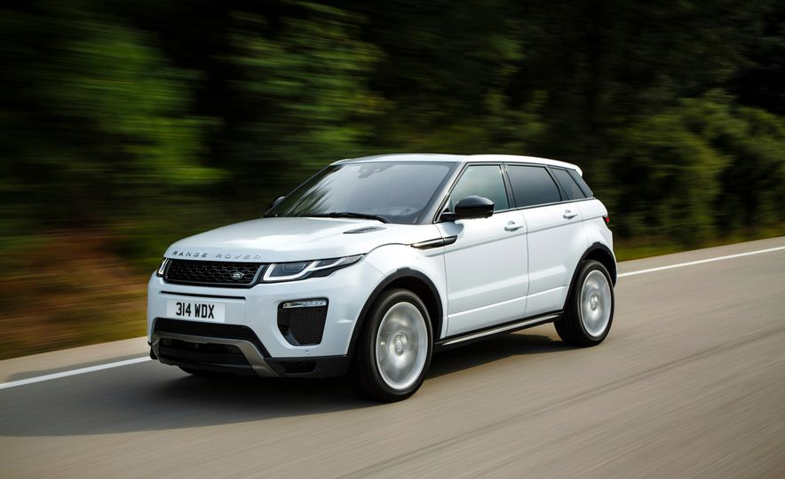 2017 Land Rover Discovery Sport - Slide 16