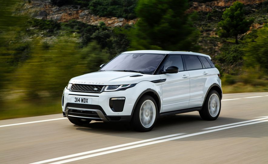 2017 Land Rover Discovery Sport - Slide 17
