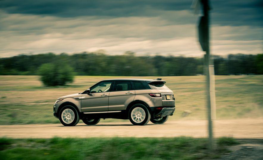 2017 Land Rover Range Rover Evoque - Slide 5