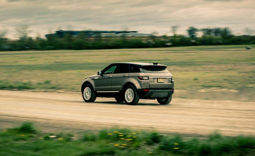 2017 Land Rover Range Rover Evoque - Slide 6