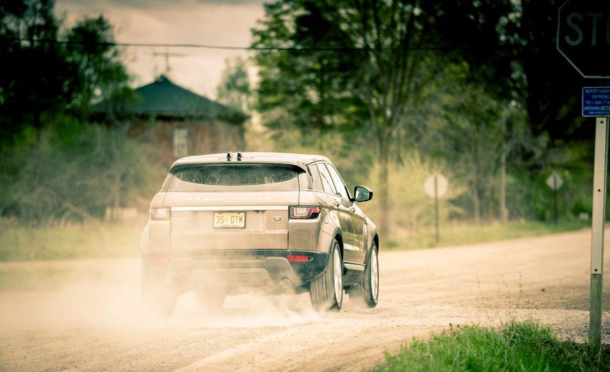 2017 Land Rover Range Rover Evoque - Slide 11