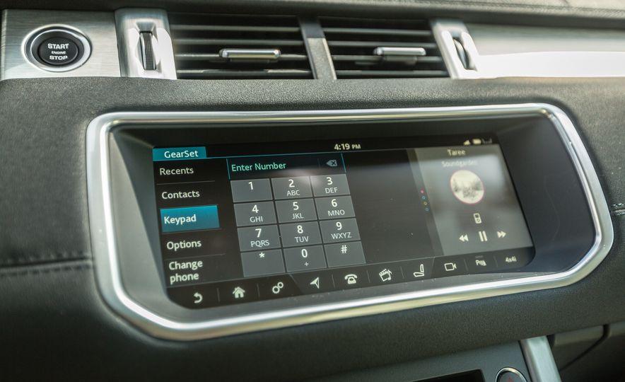 2017 Land Rover Range Rover Evoque - Slide 40