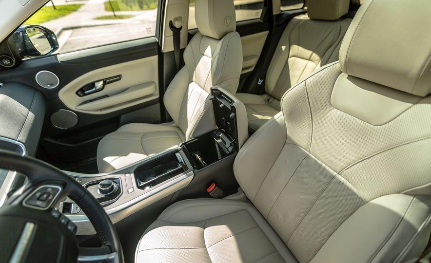 2017 Land Rover Range Rover Evoque - Slide 48