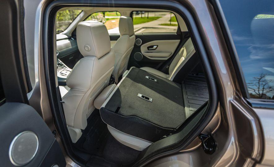 2017 Land Rover Range Rover Evoque - Slide 63