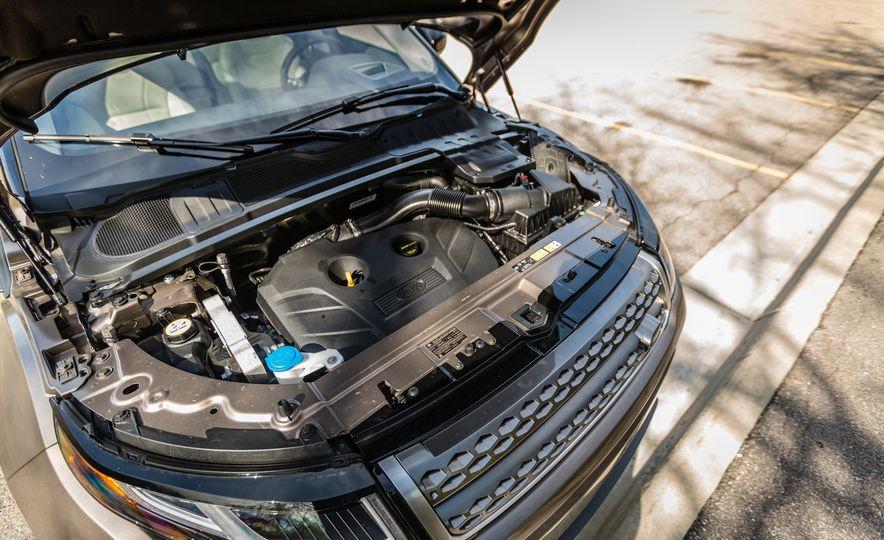 2017 Land Rover Range Rover Evoque - Slide 67
