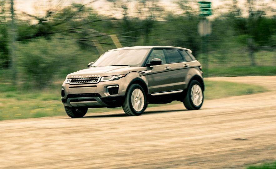 2017 Land Rover Range Rover Evoque - Slide 2