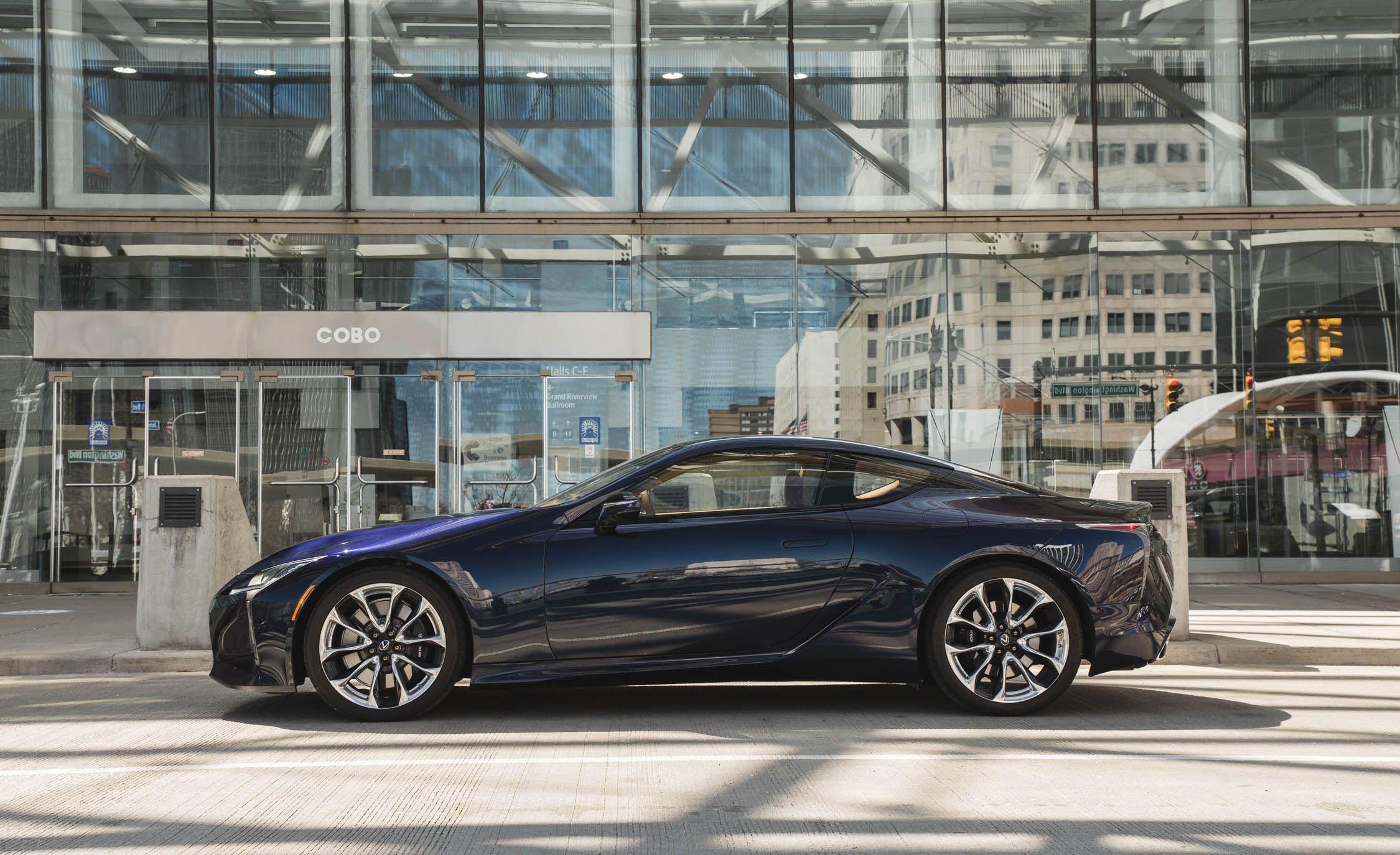 68d1c1457c2 2019 Lexus LC Reviews