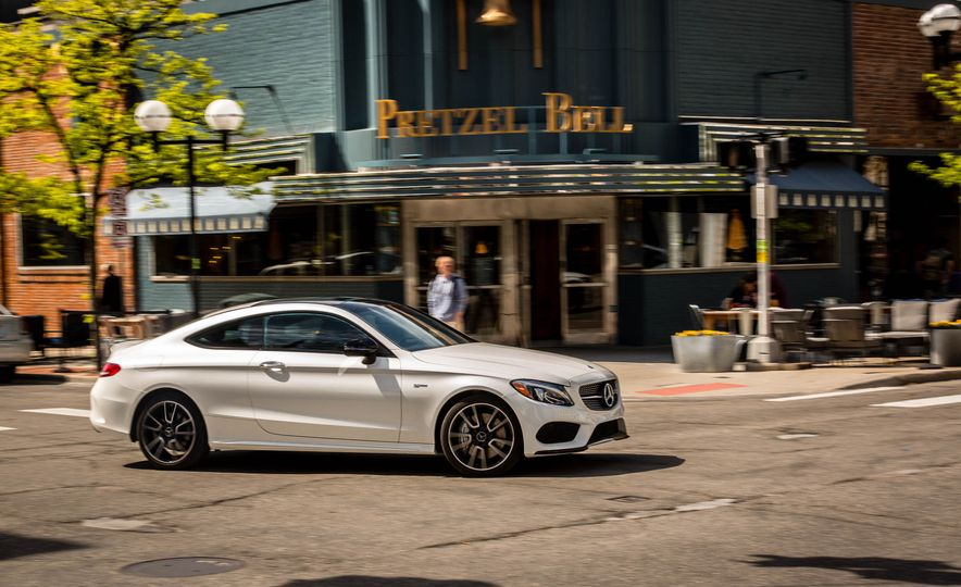 2017 Mercedes-AMG C43 Coupe 4Matic - Slide 2
