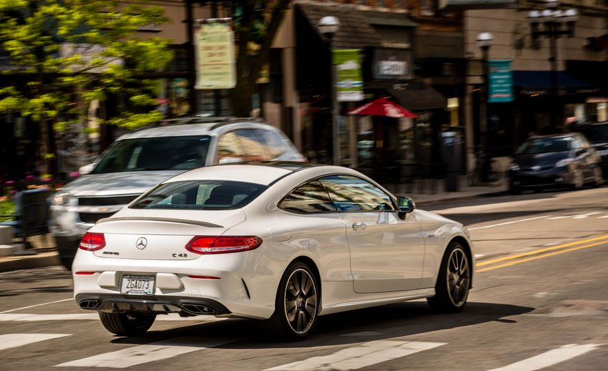 2017 Mercedes-AMG C43 Coupe 4Matic - Slide 4