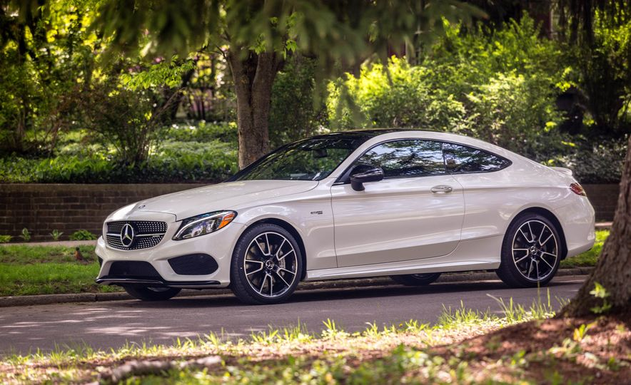 2017 Mercedes-AMG C43 Coupe 4Matic - Slide 6