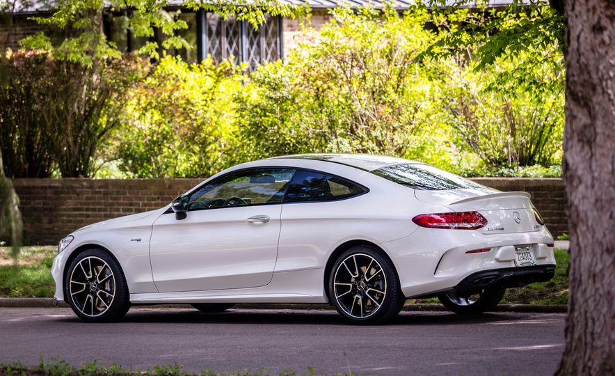 2017 Mercedes-AMG C43 Coupe 4Matic - Slide 8