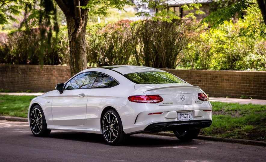2017 Mercedes-AMG C43 Coupe 4Matic - Slide 9