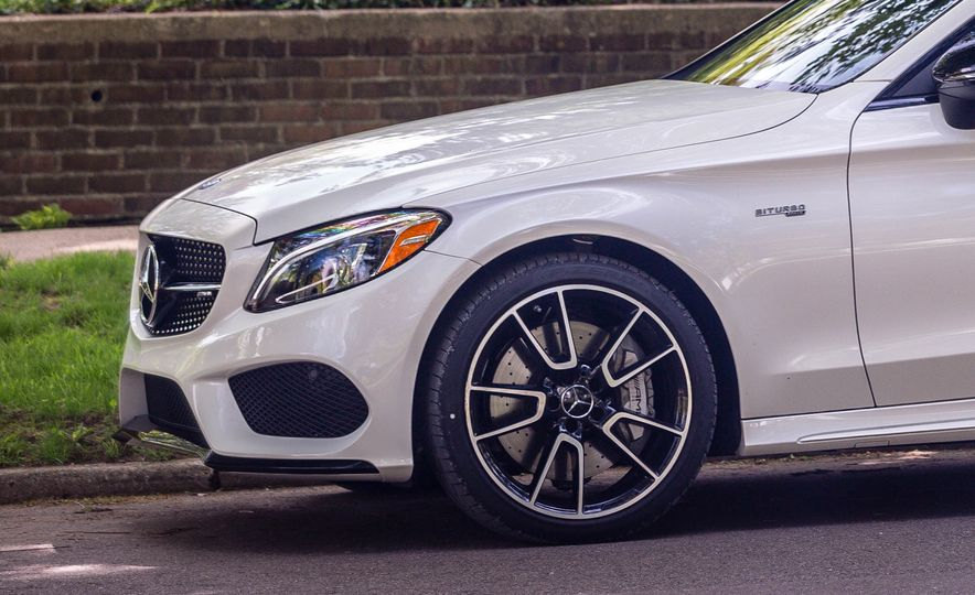 2017 Mercedes-AMG C43 Coupe 4Matic - Slide 11
