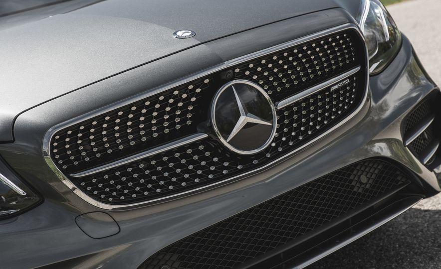 2017 Mercedes-AMG E43 - Slide 18