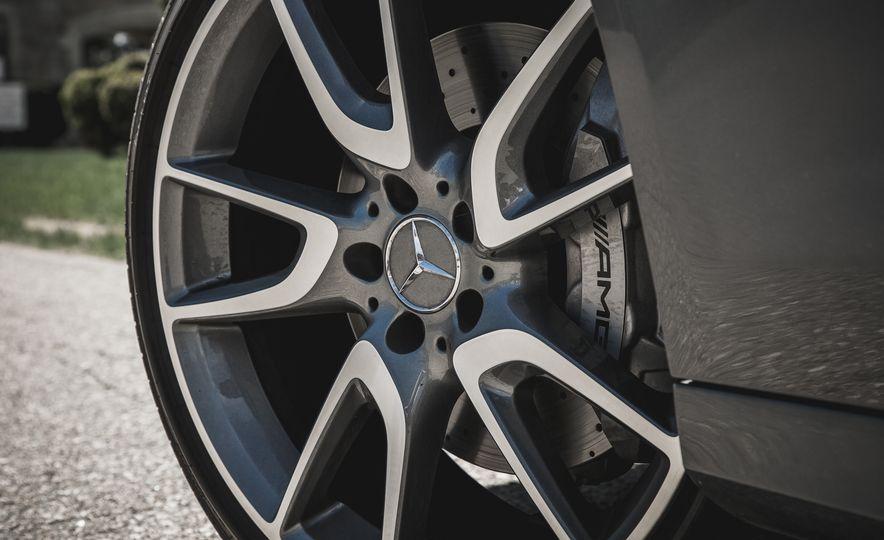 2017 Mercedes-AMG E43 - Slide 20