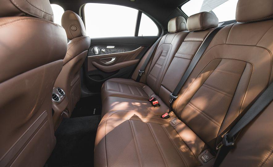 2017 Mercedes-AMG E43 - Slide 36