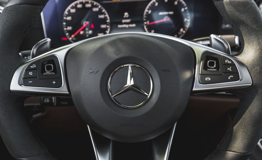 2017 Mercedes-AMG E43 - Slide 41