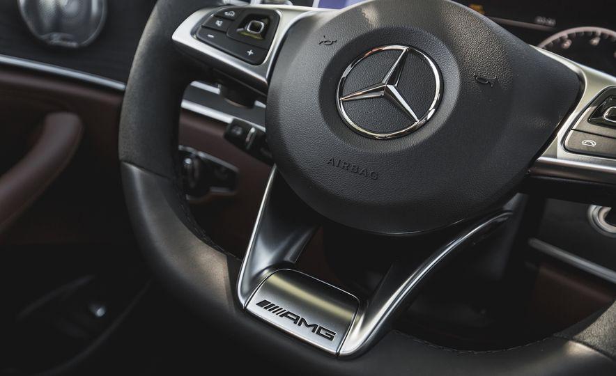 2017 Mercedes-AMG E43 - Slide 42