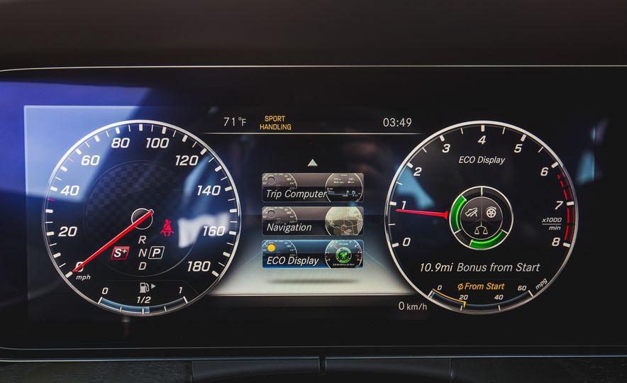 2017 Mercedes-AMG E43 - Slide 47