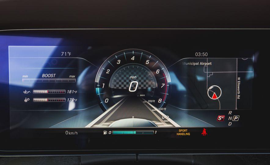2017 Mercedes-AMG E43 - Slide 51