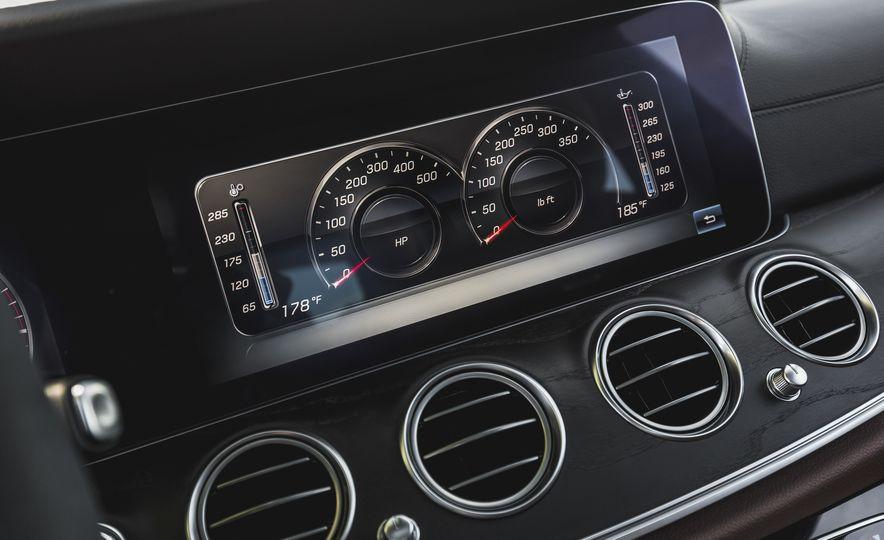 2017 Mercedes-AMG E43 - Slide 56