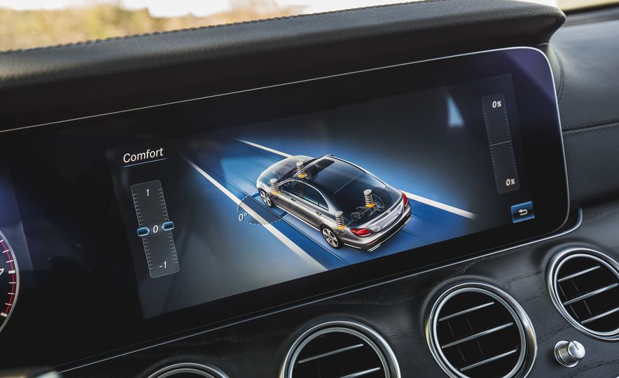 2017 Mercedes-AMG E43 - Slide 58