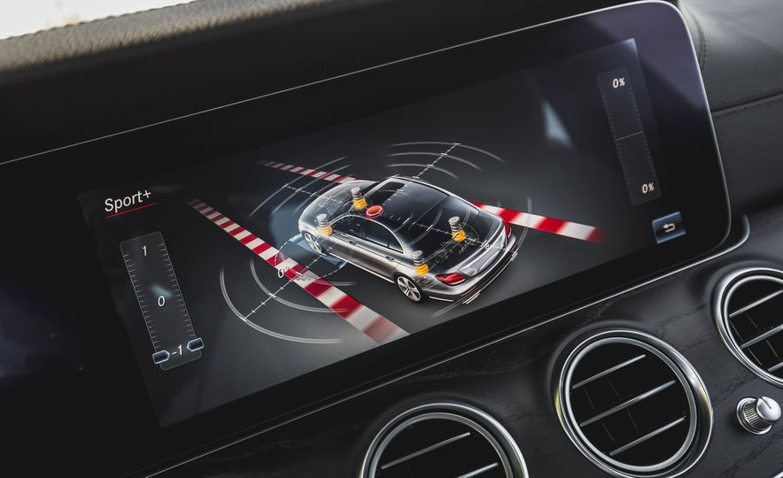 2017 Mercedes-AMG E43 - Slide 62