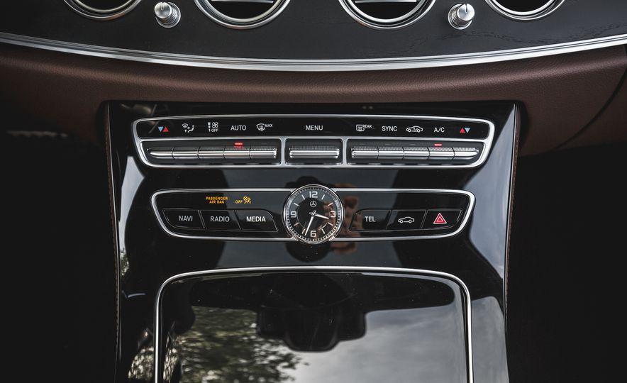 2017 Mercedes-AMG E43 - Slide 64