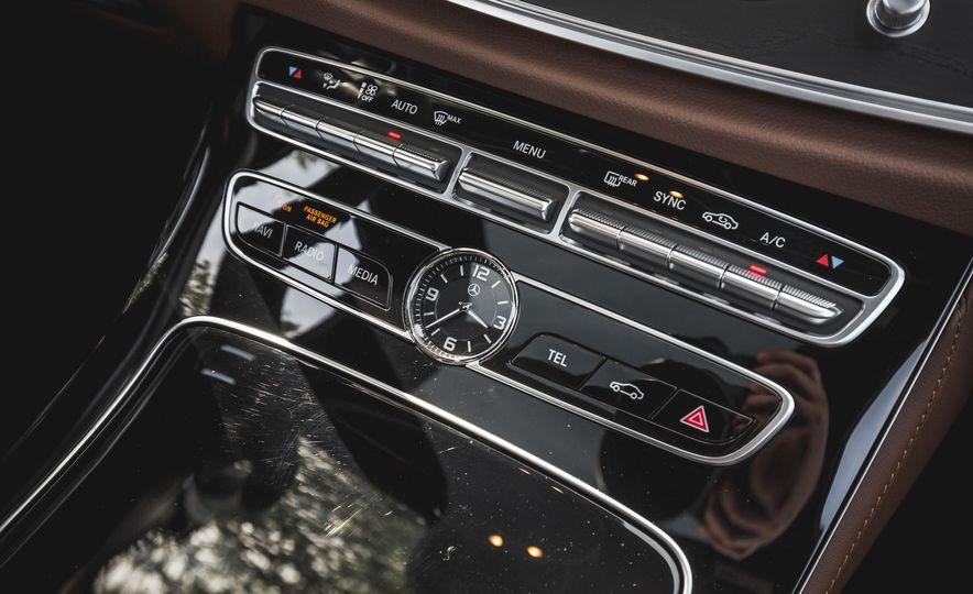 2017 Mercedes-AMG E43 - Slide 65