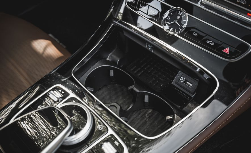 2017 Mercedes-AMG E43 - Slide 66