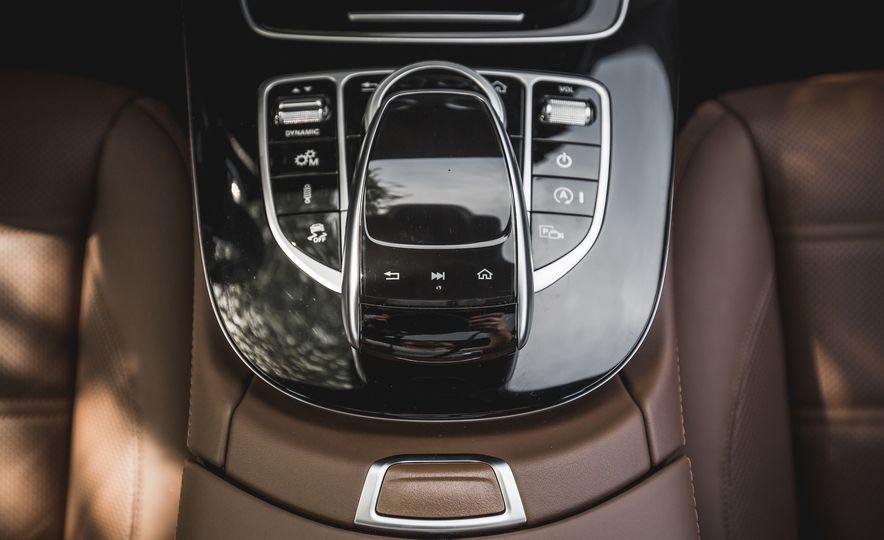 2017 Mercedes-AMG E43 - Slide 67