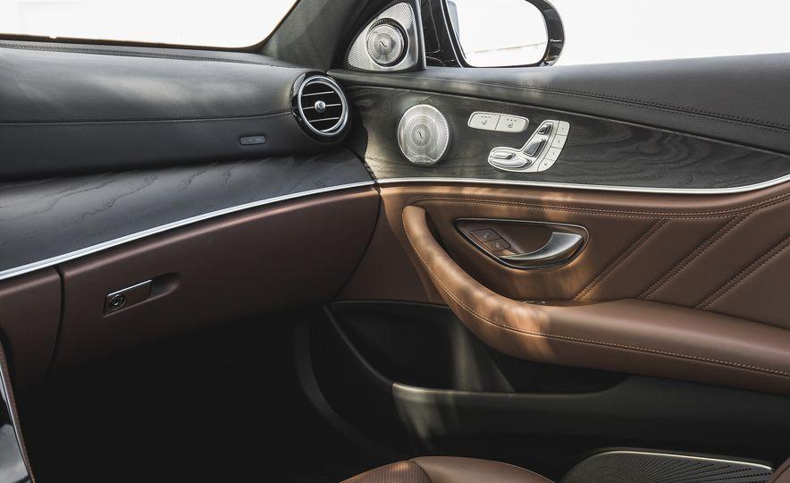 2017 Mercedes-AMG E43 - Slide 68