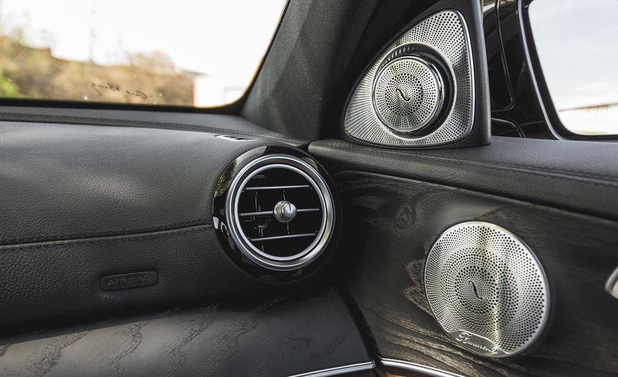 2017 Mercedes-AMG E43 - Slide 69