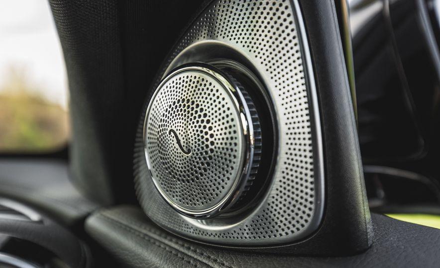 2017 Mercedes-AMG E43 - Slide 70