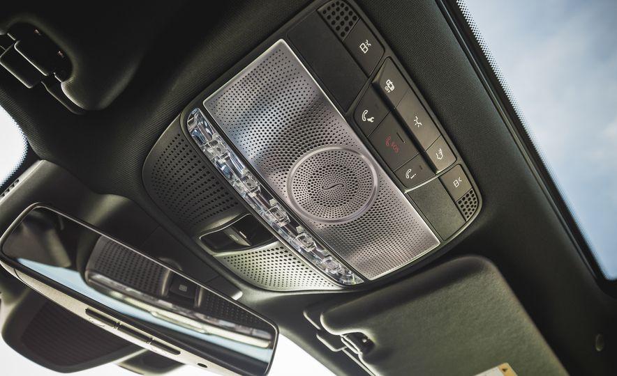 2017 Mercedes-AMG E43 - Slide 71