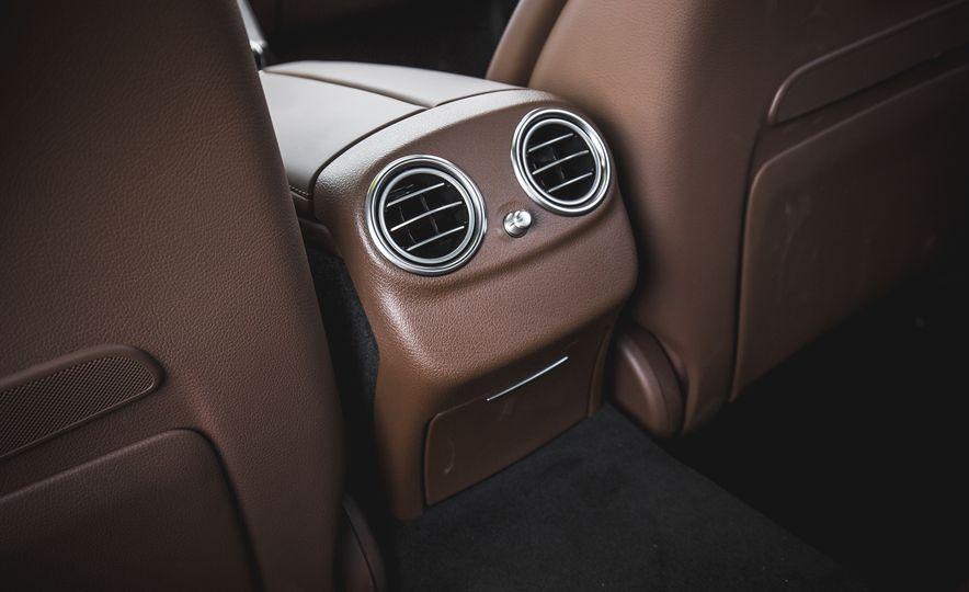 2017 Mercedes-AMG E43 - Slide 75