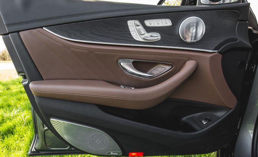 2017 Mercedes-AMG E43 - Slide 76