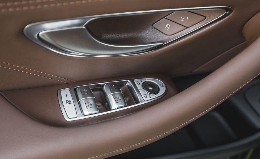 2017 Mercedes-AMG E43 - Slide 78