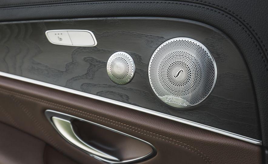 2017 Mercedes-AMG E43 - Slide 80