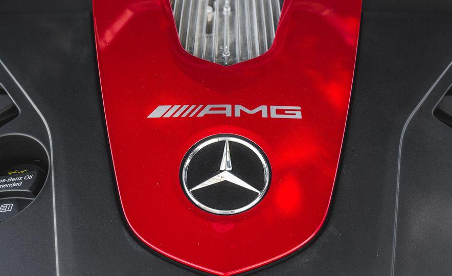 2017 Mercedes-AMG E43 - Slide 87